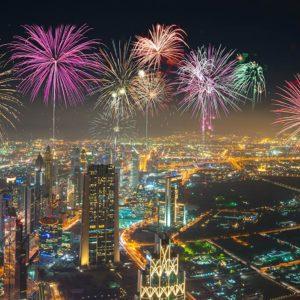 DUBAI – NEW YEARS – EXPO 2020